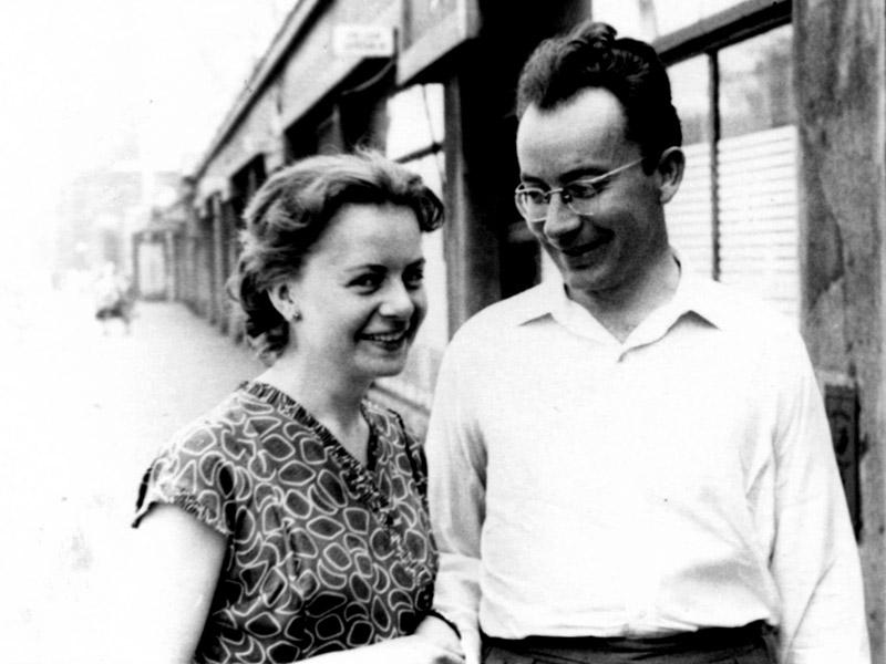 The couple Vlcek - discoverer of deoxycholic acid immunomodulator